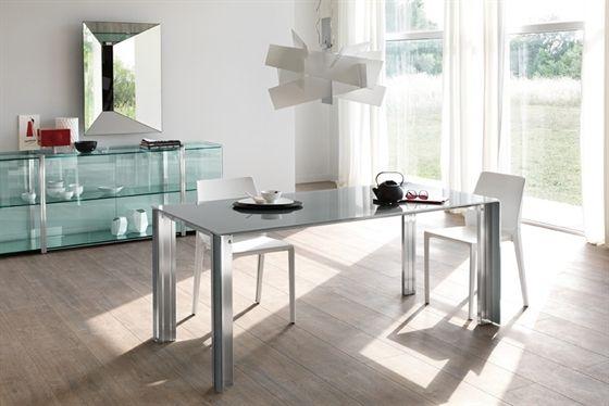 Agap forniture categorie prodotto tavoli vetro fissi - Tavolo agape scavolini prezzo ...