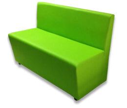 divano Zeus h 82 verde