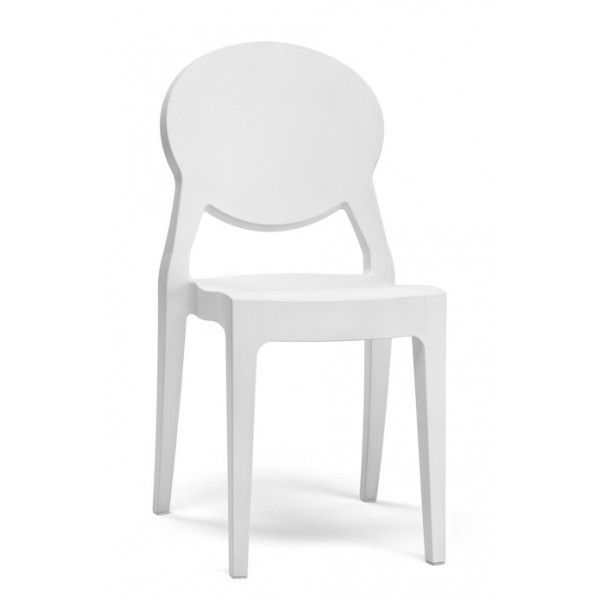 Igloo Chair Sedia Policarbonato Trasparente SCAB