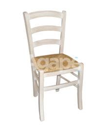 sedia Achille faggio decapè bianco