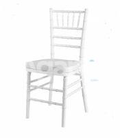 sedia Chiavarina bianca