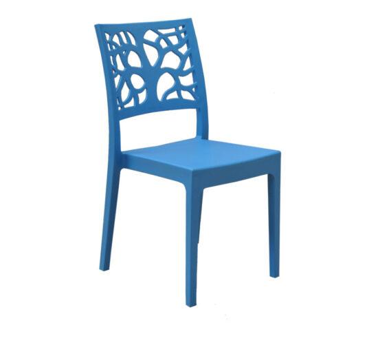 sedia Natura azzurra