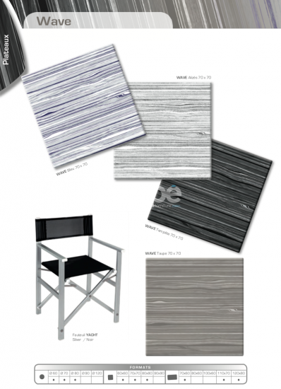 Piano tavolo esterno werzalit medium agap forniture for Tavolo cucina 80x60