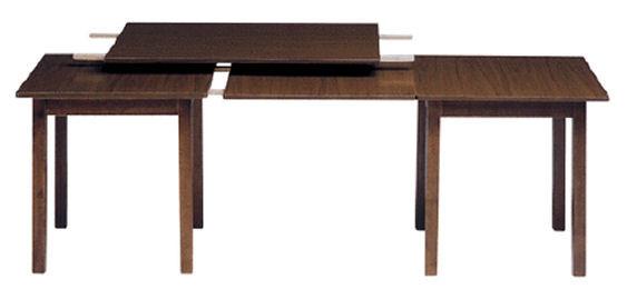 Tavolo legno di faggio cm 80x80x2 poppea agap forniture for Prolunga tavolo