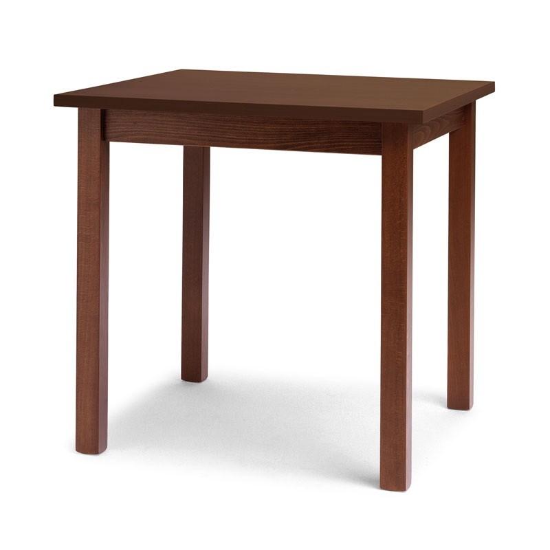 Tavolo legno di faggio cm 80x80x2 poppea agap forniture for Tavolo eclipse legno di ozzio design