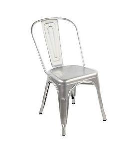 sedia galvanizzata