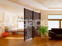 pannello decorativo corten ambiente interno