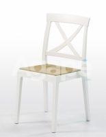 sedia Musa bianca